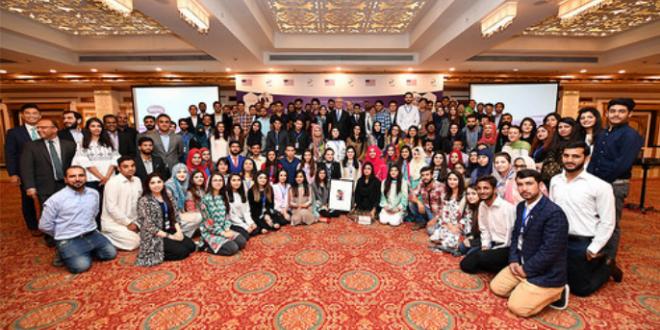 PUAN welcomes exchange programs alumni in Islamabad