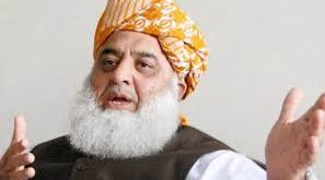 Fazlur-Rehman arrives  Quetta on 2 -day visit