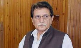 AJK Government believes on good governance and merit in the state. Raja Farooq Haider