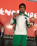 WAPDA wrestler wins bronze medal for Pakistan in Summer Youth Olympics