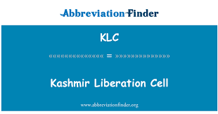 The KLC meeting reviews to prepare necessary literature to highlight Kashmir issue