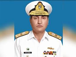 CNS expresses satisfaction on combat readiness of Pak Navy