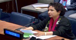 Pakistan expresses concern over Israeli attacks in Gaza