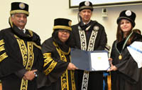 9th UG & PG Convocation held at NUST Business School