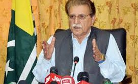 AJK PM says the people of Kashmir have rendered immortal sacrifices in the love of Pakistan