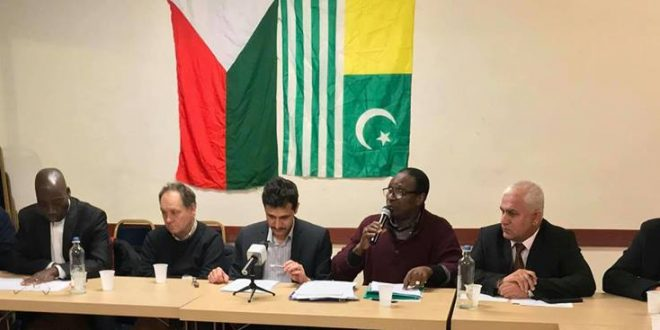 JKLF-Belgium chapter organises a seminar on IHR about present human rights of both sides of cease-fire LoC