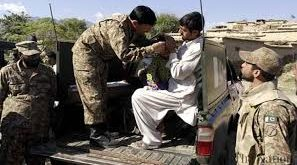 Army hands over homes, shops of model village to Balochistan quake affectees