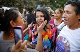El Salvador court frees woman jailed under anti-abortion laws