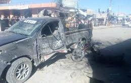 Nine injured in blast targeting Levies vehicle in Balochistan's Pishin