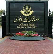 AIOU issues time-schedules for assignments' submission