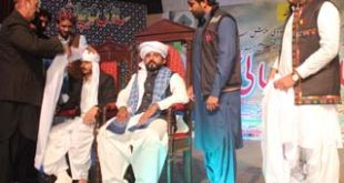 Saraiki cultural show arranged at RAC