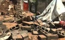 4 Persons die, 5 injured, roof collapses,