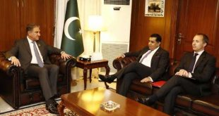 FM Qureshi stresses importance of Pak-UK cooperation in various sectors