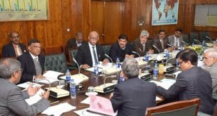 Board of Directors of Agriculture Linkage Program meeting held at PARC