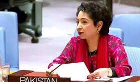 UN should take notice of Indian threats, jingoistic statement: Maleeha Lodhi