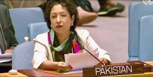 Irresponsible statements emanating from India complicating matters: Maleeha Lodhi