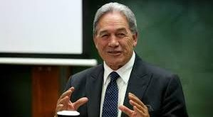 New Zealand Foreign Minister Winston Peters telephoned Foreign Minister