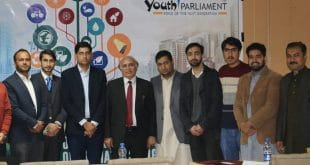 Youth lack awareness regarding Climate Changes and mitigations: Ubaid Qureshi