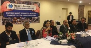 Seminar on Kashmir held in Islamabad highlighting Kashmir issue
