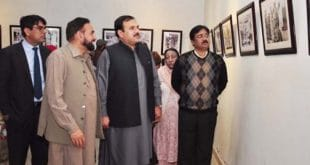 Three day exhibition of valuable photographs of Pakistan Movement opened at RAC