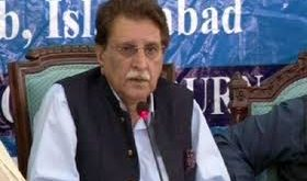 AJK PM handed over six new and modern ambulances for LoC to PHD