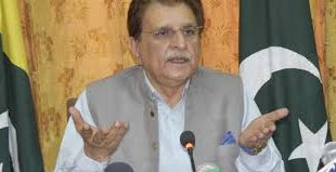 AJK PM calls for unity, sectarian harmony to defeat anti-Pakistan elements