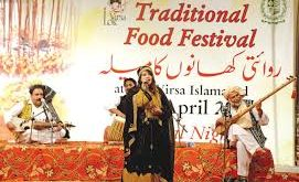 Three-day traditional folk food festival ended at Lok Virsa