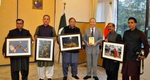 "Photo Exhibition titled ""Holy Land of Ancient Civilization Pakistan"" to be held in Japan"