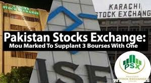 KSE-100 Index dropped 2.4pc to close down for a seventh straight week, the longest streak since 2001