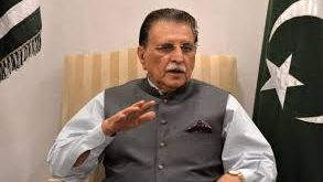 AJK PM expresses deep sorrow and grief over the death of Veteran Kashmiri leader & ambassador of Pakistan Mohammad Yusuf Buch