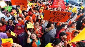Lahore court disposes off case seeking FIR against Aurat March participants