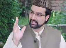 Mirwaiz announces to support all Indo-Pak efforts aimed at ending hostility and seeking early peaceful solution of Kashmir issue.