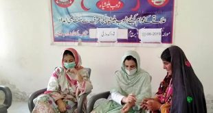 Frontier Corps Balochistan sets up free medical camp in a remote area