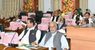 Historic high budget for FY 19-20 presented for approval in legislative assembly