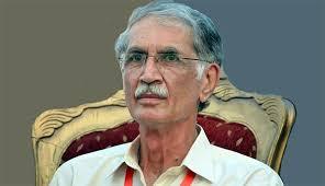 No differences between govt, BNP-Mengal: Pervez Khattak