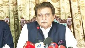 AJK PM seeks end rights violations in Indian Occupied Kashmir