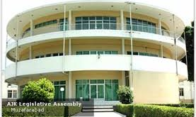 Opposition in AJK assembly rejects the budget for next fiscal year.