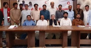 Journalists across Balochistan receive first-aid, skills development training