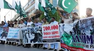 Kashmiris on both sides of LoC observe Accession to Pakistan Day