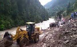 22 killed, 7 injured as cloud-burst causes flash-flood, land sliding in AJK