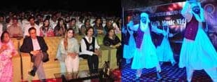 Folk music and dance is the spirit of culture, says Commissioner Rawalpindi Division