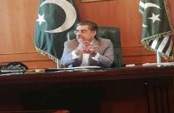 CS AJK called for a meeting at Lesswa to review the progress of rehabilitation activities in the flood  area