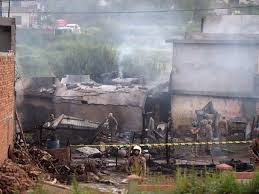 18 martyred after Pak Army's training plane crashes in