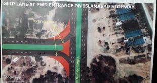 CDA Commence improvement of Islamabad Highway from Koral to Rawat section: