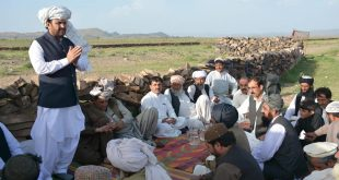 Murgha Kibzai neglected, always kept backward, laments Mitha Khan Kakar