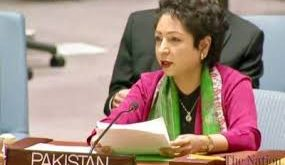 Indian hegemonic designs a serious threat to peace: Maleeha Lodhi