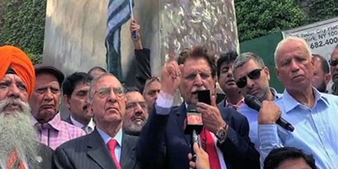 UN play its due role to protect the Kashmiri people suffering under tight Indian military siege : PM AJK