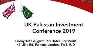 UK Pakistan Investment Conference 2019 paves a new roadmap for exploring the avenues for trade