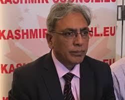 Ali Raza Syed says Kashmiris 'can't breathe' for decades now | Kashmir  Media Service