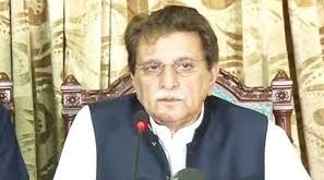 AJK PM urges US to take effective notice of deteriorating HR situation in IoK